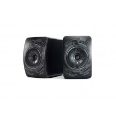 HIGH END ACTIVE STEREO SPEAKERS KEF LS50 WIRELESS NOCTURNE