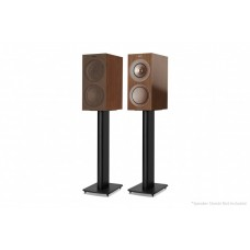 KEF R3 THREE-WAY STAND MOUNT SPEAKERS